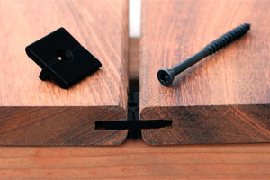 the ultimate hidden deck fastener