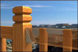 RailLok - The Deck Railing Bracket System